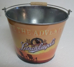 leinenkugels beer bucket