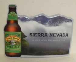 Sierra Nevada Pale Ale Beer Bar Tin Tacker Sign