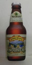 Sierra Nevada Nooner Pilsner Tin Sign