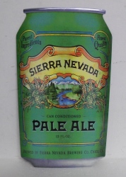 Sierra Nevada Pale Ale Tin Sign