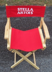 Stella Artois Beer Directors Chair