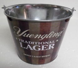 Yuengling Traditional Lager Beer Bar Tin Bucket