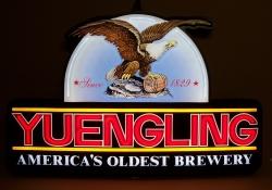 New August List Yuengling Dominator Led Beer Bar Sign Light