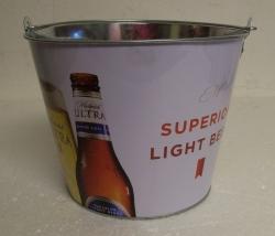 Michelob Ultra Bucket michelobultrasuperiorlightbucket