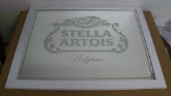 Stella Artois Beer Mirror [object object] Home stellaartoismirrornib