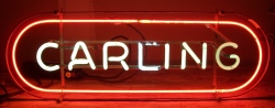 Carling Beer Neon Sign  My Beer Sign Collection – Not for sale but can be bought… carlingnotrans