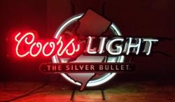 Coors Light New Jersey Neon Sign