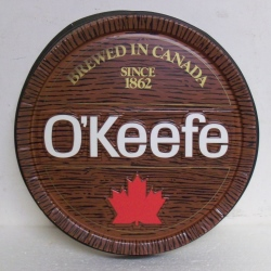 o'keefe barrel sign O'Keefe Barrel Sign okeefeplasticbarrelend