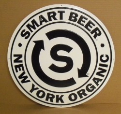 Smart Beer Tin Sign Smart Beer Tin Sign smartbeertin