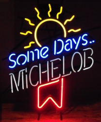 Michelob Beer Neon Sign Tube michelob beer neon sign tube Michelob Beer Neon Sign Tube michelobsomedays199