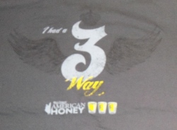 American Honey Whiskey T-Shirt