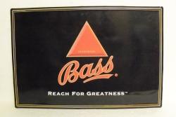 Bass Ale Tin Sign