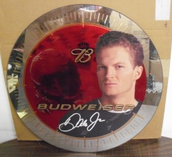Budweiser Racing Beer Mirror