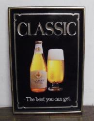 Classic Premium Beer Mirror