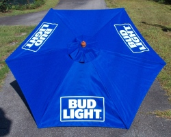 Bud Light Patio Umbrella