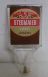 Stegmaier Beer Tap Handle