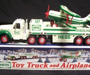 2002 hess toy truck