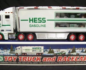 2003 hess toy truck