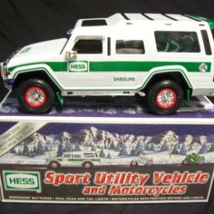 2004 hess toy truck