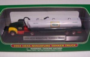 2004 Hess Miniature Tanker
