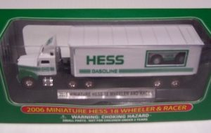 2006 Hess Miniature Truck