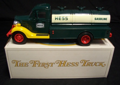 1982 hess toy truck