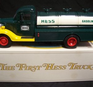 1983 hess toy truck