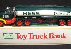 1984 hess toy truck