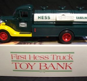 1985 hess toy truck