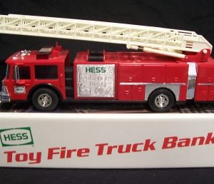 1986 hess toy truck