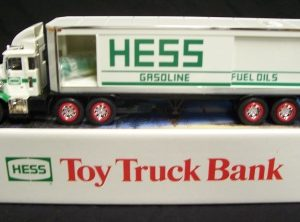 1987 hess toy truck