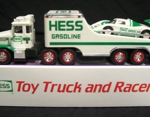 1988 hess toy truck