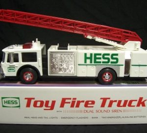 1989 hess toy truck