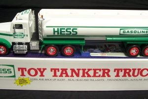 1990 hess toy truck