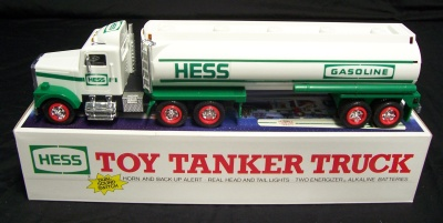 1990 hess toy truck 1990 Hess Toy Truck 90hess