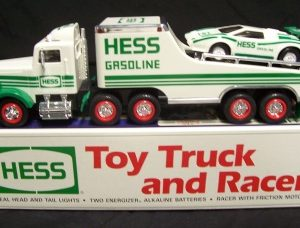 1991 hess toy truck