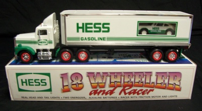 1992 hess toy truck 1992 Hess Toy Truck 92hess
