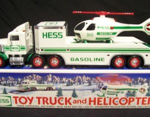 1995 hess toy truck