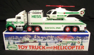 1995 hess toy truck 1995 Hess Toy Truck 95hess