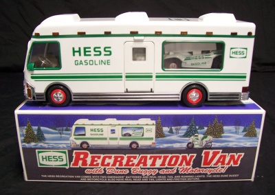 1998 hess toy truck