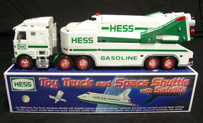 1999 hess toy truck 1999 Hess Toy Truck 99hess