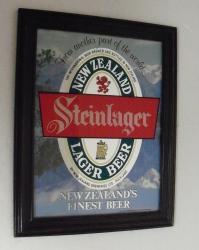 steinlager beer mirrors Steinlager Beer Mirror steinlagermirror