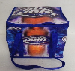 bud light beer cooler