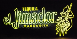 el jimador tequila led sign