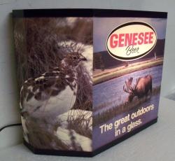 genesee beer light Genesee Beer Light geneseebeergreatoutdoors1978lightleft