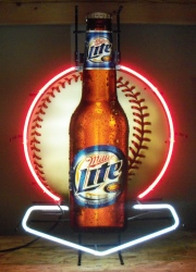 lite beer neon sign Lite Beer Neon Sign litebaseball2007