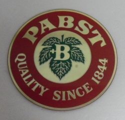 beer sign collection MY BEER SIGN COLLECTION 2 – Not for sale but can be bought… pabstcircle