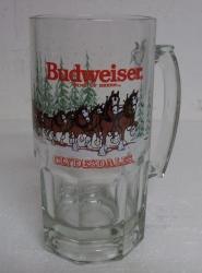 budweiser clydesdale mug Budweiser Clydesdale Mug budweiserclydesdaleslargemug1989