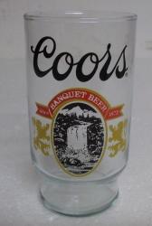 coors beer glass Coors Beer Glass coorsbanquetbeerglassold