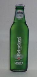 Heineken Light Tin Sign heinekenpremiumlightbottletin